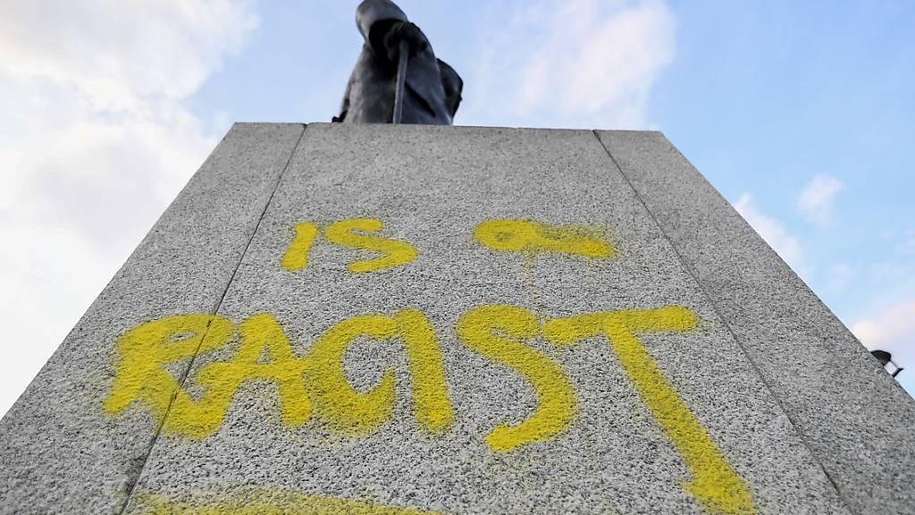Streit um britische Geschichte: Historiker kritisiert Doppelmoral