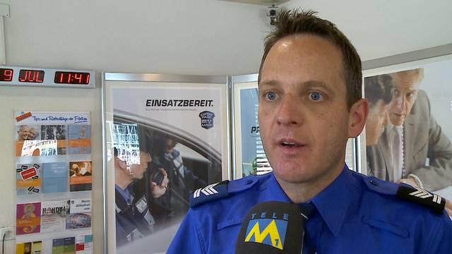 «Er fühlte sich von den Eltern bedroht»: Polizeisprecher Bernhard Graser bestätigt, dass der mutmassliche Täter im Vorfeld Kontakt mit der Polizei hatte.