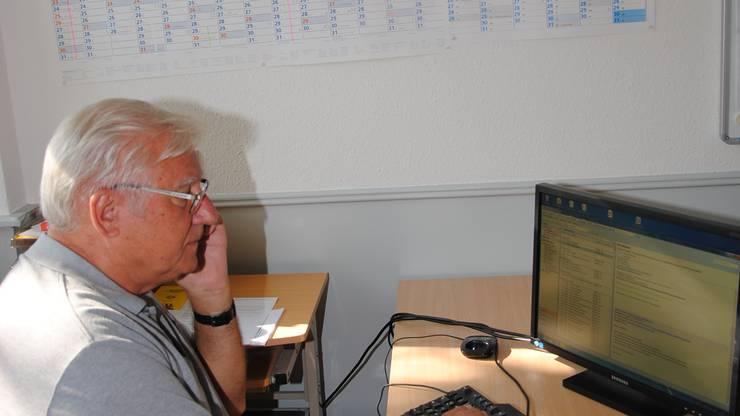 Heute ist Fred Thelen Ortsvorsteher in Wallbach sowie Gemeinde- und Kreisrat.