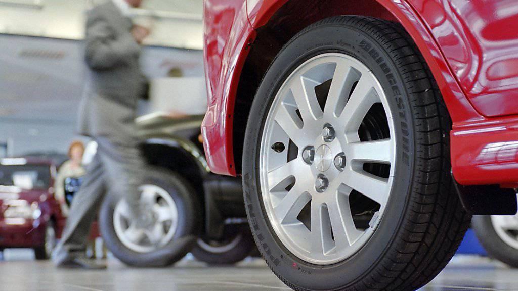 Die Verkäufe von Neuwagen sind im September erstmals seit Februar wieder gestiegen. (Symbolbild)