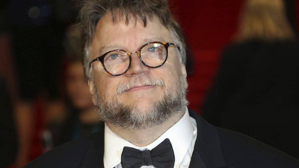 Erhält den 2669. Stern auf Hollywoods berühmtester Flaniermeile: Der mexikanische Regisseur und Produzent Guillermo Del Toro.