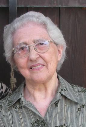 Irma Meier, Schneisingen