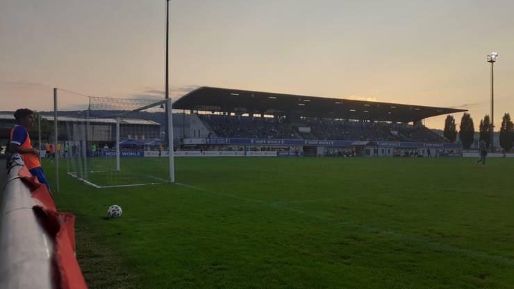 Am Samstagabend empfing der FC Wohlen den FC Bassecourt.