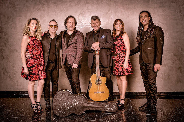 Semino Rossi ist mit seiner Latino Unplugged Tour unterwegs.