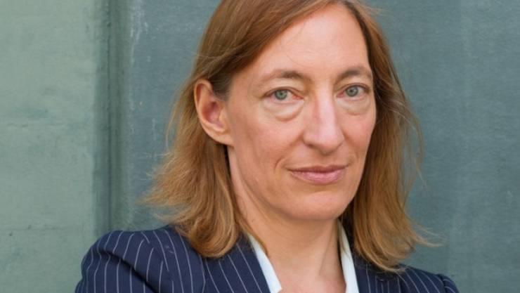 Die Schweizer Schriftstellerin Ruth Schweikert wird Stadtschreiberin in Frankfurt (Archiv)
