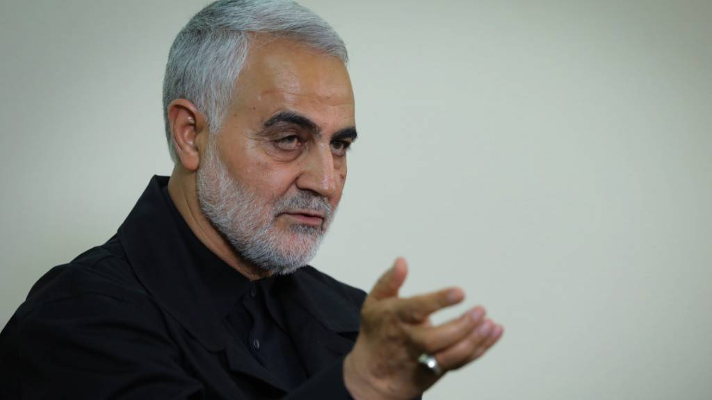 Geplanter Anschlag auf General Soleimani vereitelt