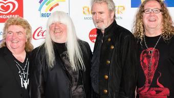 Sweet, die erfolgreichste Glam-Rock-Band der 70er-Jahre kommt ans Festival SummerDays Arbon. (WikiCommons Sven Mandel)