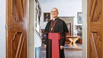 Marian Eleganti, Weihbischof des Bistums Chur.
