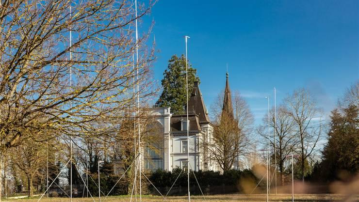 Das Schloss Zurzach soll endlich wieder bewohnt werden. Nach wie vor ist unklar, wer einzieht und wann es so weit ist. Chris Iselii