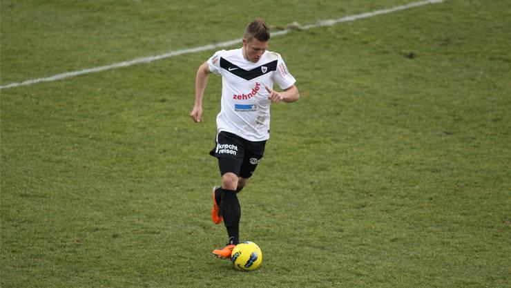«Silvan ist der kompletteste Spieler beim FC Aarau», sagte Trainer Weiler schon nach der Vorrunde.