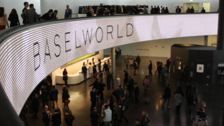 Eindrücke von der Baselworld 2015