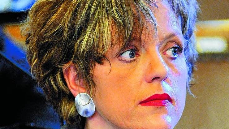 Colette Adam: Die Kantonsrätin sieht für die SVP Wachstumspotenzial bei den Nichtwählern.