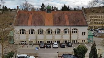 Fast 120 Jahre alt: Die Turnhalle am Schützenweg.