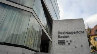 Das Bezirksgericht Baden