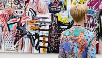 Basquiat-Retrospektive lockte viele Menschen nach Basel