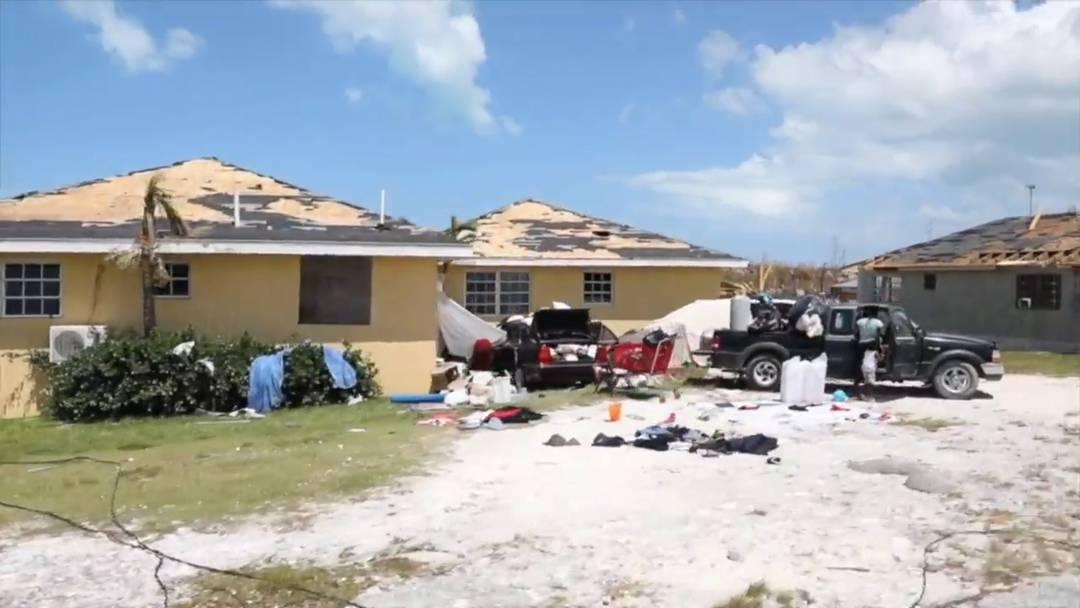 """Mindestens 50 Tote auf Bahamas nach """"Dorian"""" - Uno-Hilfe im Gange"""