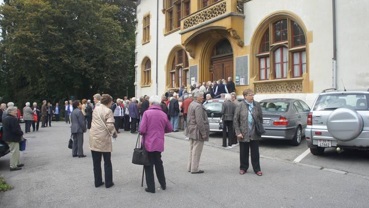 «So tönt's ar HESO» - Volksmusikalischer Nachmittag