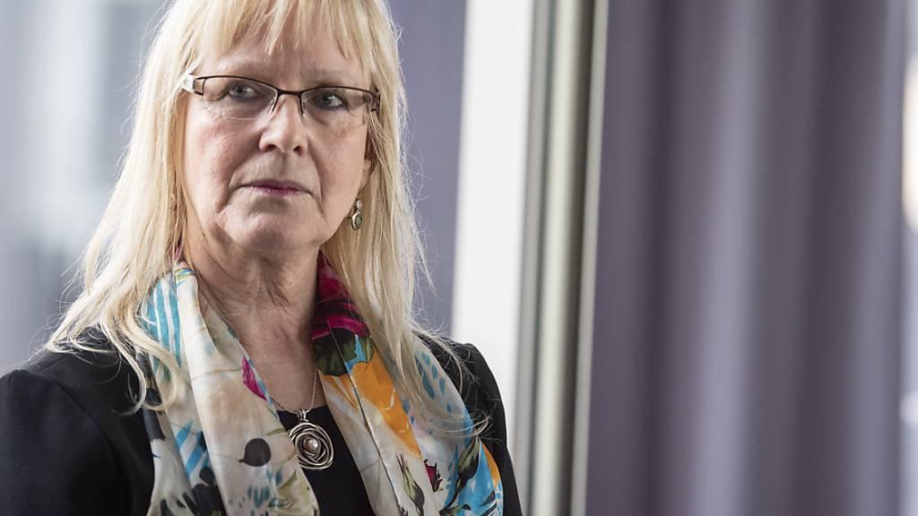 ARCHIV - Die Ethnologin Susanne Schröter (Bild vom 08.05.19) ist Direktorin des «Frankfurter Forschungszentrums Globaler Islam». Sie befürchtet nach dem Terroranschlag in Afghanistan «bürgerkriegsähnliche Zustände» in dem Krisenstaat. Foto: Boris Roessler/dpa