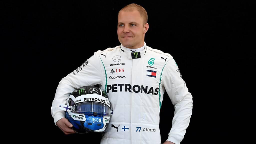 Valtteri Bottas steht seit 2017 bei Mercedes unter Vertrag