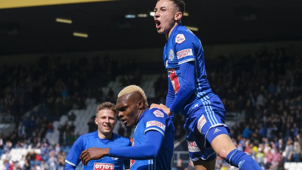 Träumen & Kämpfen für die Europa League