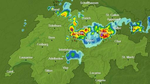 Der Kanton Aargau kam glimpflich davon