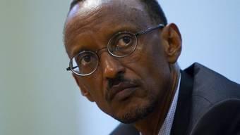 Erster offizieller Besuch in Frankreich seit dem Genozid von 1994 in Ruanda: Paul Kagame (Archiv)