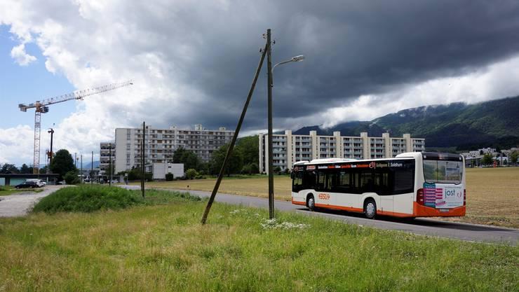 «Bellach Ost darf kein Getto werden», fordert Anton Probst, FDP-Ortspartei.