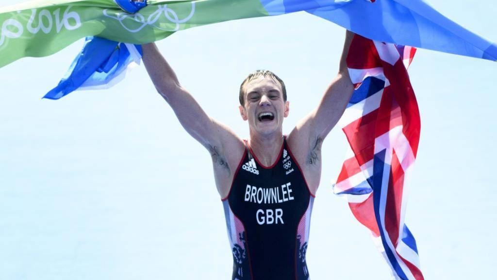 Alistair Brownlee legt den Fokus nach Olympia-Gold in London 2012 und Rio 2016 auf die Mittel- und Langdistanz