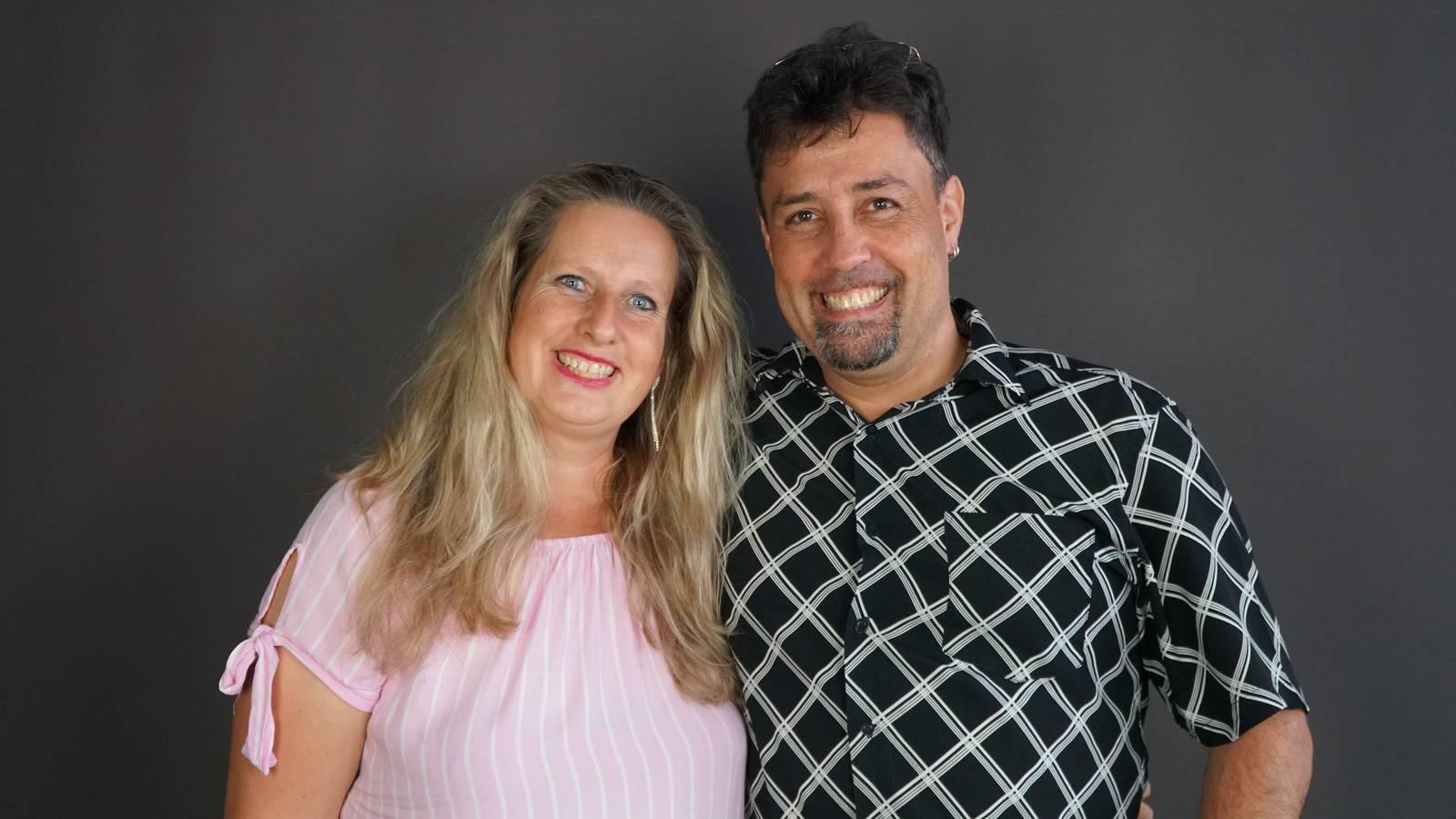 Tom und Sabine Keller-Berger, Eltern (© Radio 24)