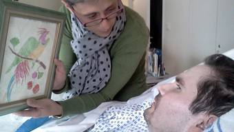 Seit einem Unfall vor elf Jahren laut einem Gutachten nicht mehr bei Bewusstsein: der französische Koma-Patient Vincent Lambert. (Archivbild)