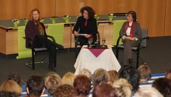 Tagung der Frauenzentrale Aargau.