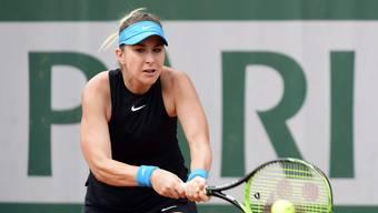 Belinda Bencic steht bei den French Open in der zweiten Runde.