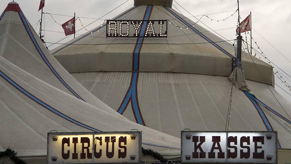 Knatsch um den Circus Royal