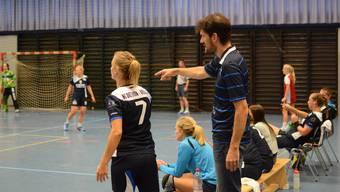 Marco Wyttenbach kann sich trotz der Niederlage gegen Arbon an einer guten Leistung erfreuen.