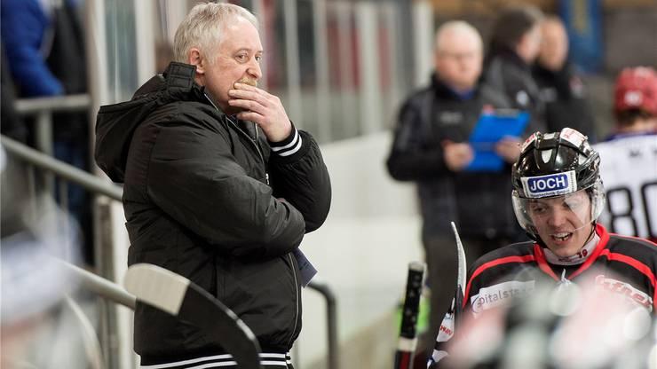Thuns Trainer Michel Bühlmann