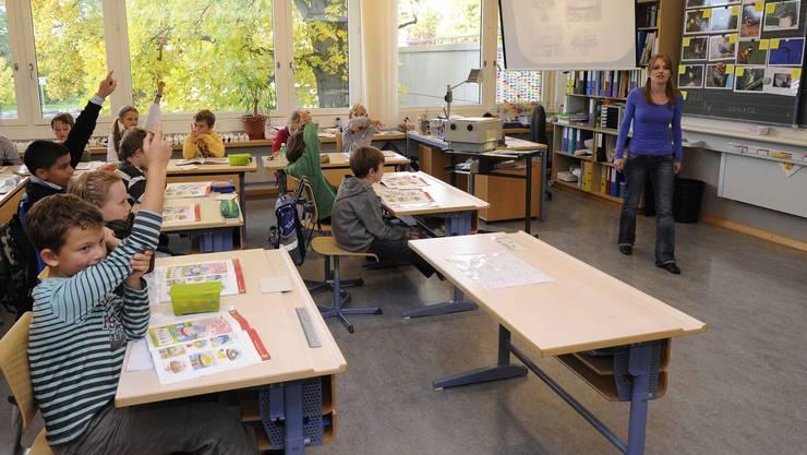 Fast 26 Schulklassen suchen noch einen Lehrer oder Lehrerin