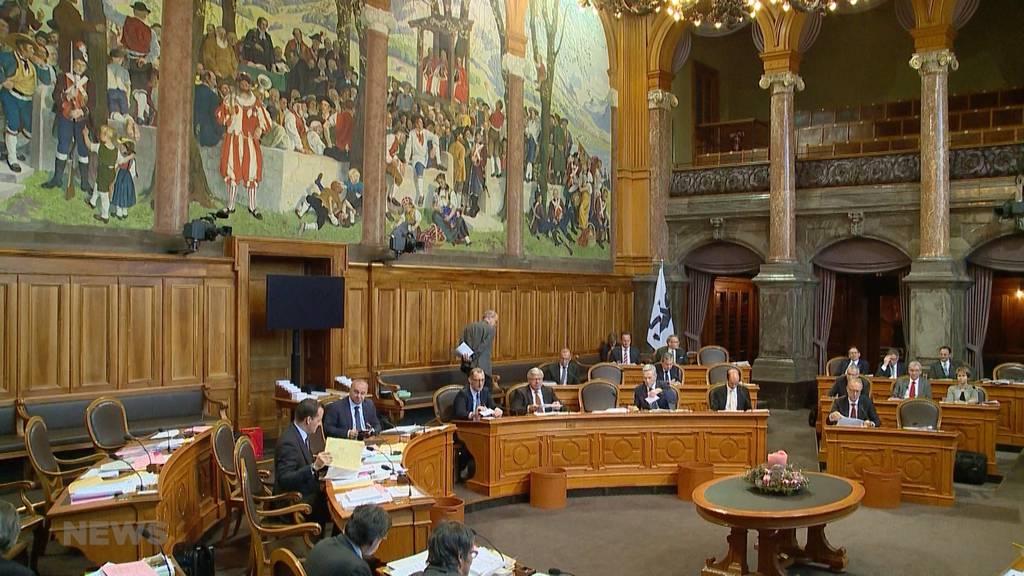 SVP will zweiten Sitz im Ständerat