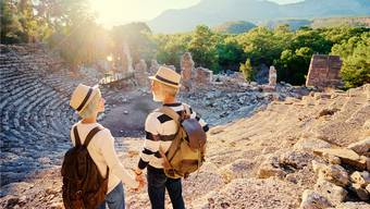 Hoffnung für Reiseberater: Die Silber-Generation.Shutterstock