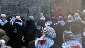 75. Jahrestages der Befreiung des Konzentrationslagers Auschwitz