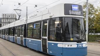 Die VBZ beschaffen weitere 40 Flexity-Trams. (Archivbild)