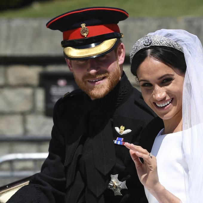 Royal Wedding und royaler Nachwuchs