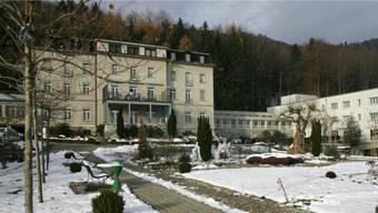 Die Fridau oberhalb von Egerkingen: Künftig ein Backpackerhotel für Wanderer und Biker? Archiv
