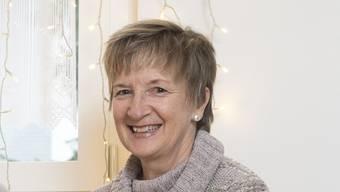 Die aktuelle Finanzvorsteherin der Stadt Schlieren: Manuela Stiefel.