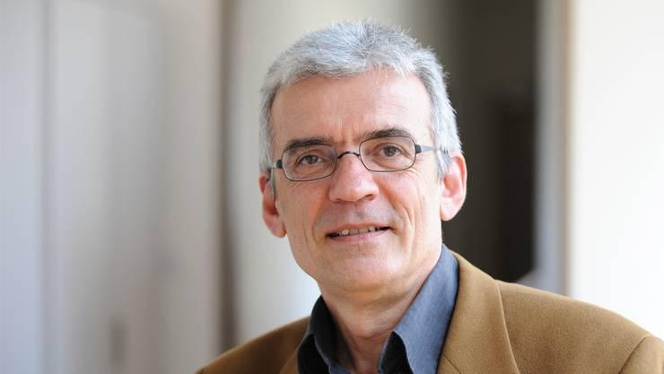 Jacques Picard ist Professor für Allgemeine und Jüdische Geschichte und Kulturen in der Moderne an der Universität Basel. zvg
