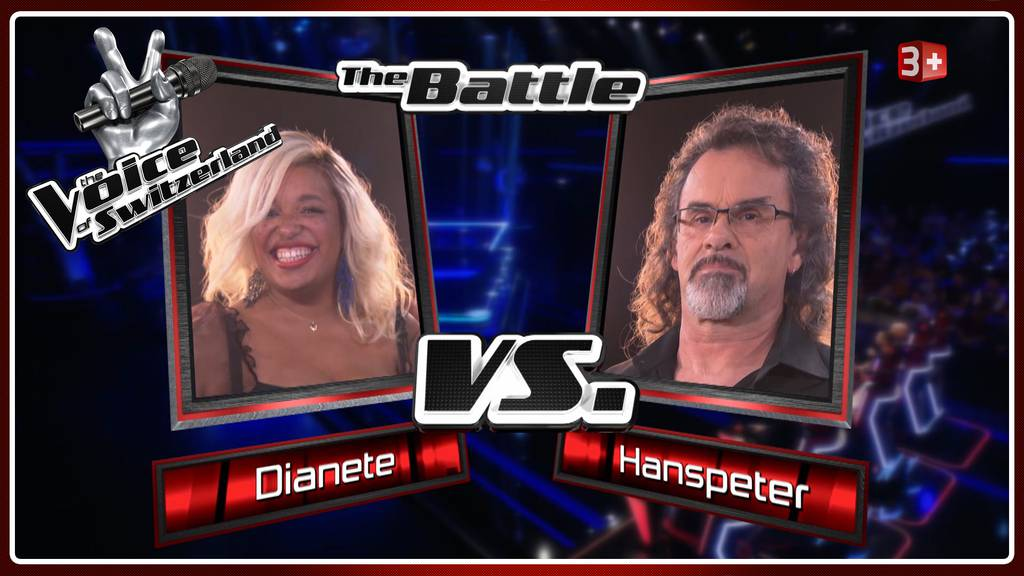 Staffel 1 - Folge 9 | Battle Dianete vs Hanspeter
