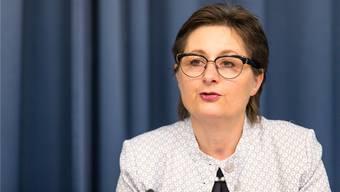 Departementsvorsteherin, SVP-Regierungsrätin Franziska Roth, hat eine Überprüfung des Falles angeordnet.  (Archivbild)