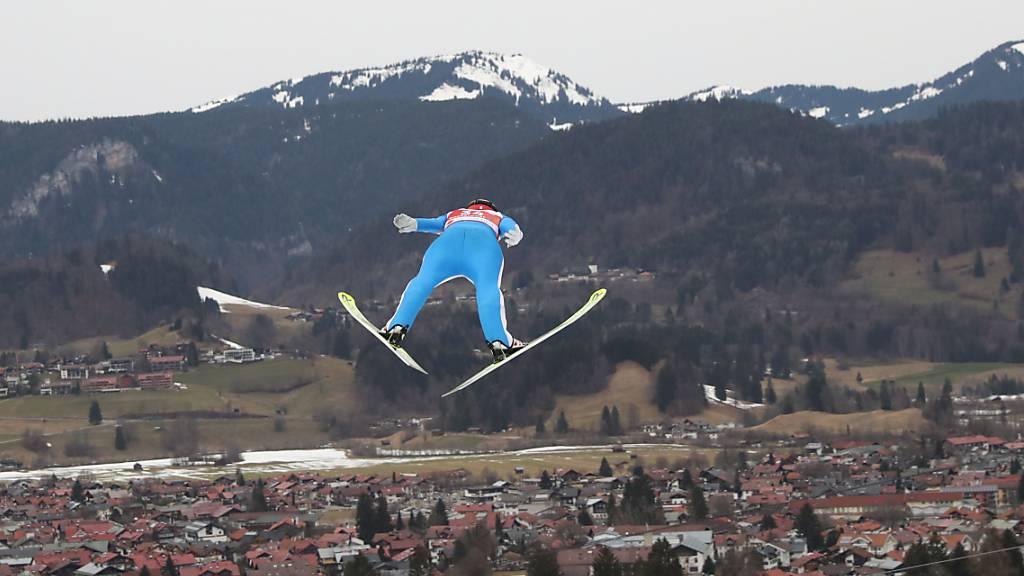 Maren Lundby ist die erste Weltmeisterin von der Grossschanze