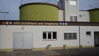 ARA: Schöftland Nach 25 Betriebsjahren sind diverse Ausbau- und Sanierungsmassnahmen nötig. Manuela Schaer