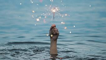 Neujahrsvorsätze können im Alltag schnell untergehen.