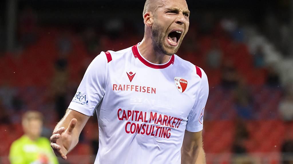 Sion beendet Negativserie gegen Basel